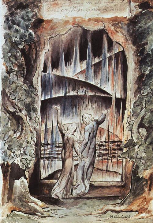 地獄篇 第三歌 地獄の門: 神曲 ...